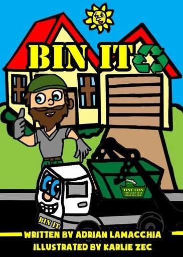 Bin It Recycling Book