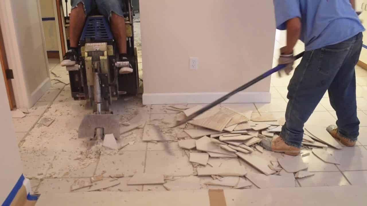 Home renovation waste
