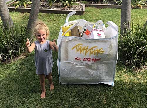 Skip bags Illawarra