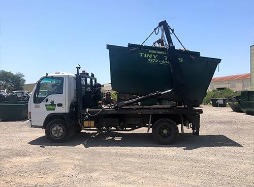Skip Bin Truck